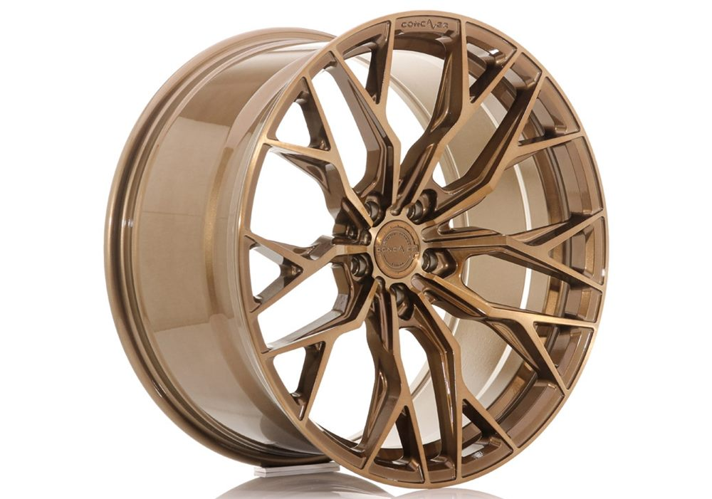 Wheels for Cadillac - Concaver CVR1 Brushed Bronze