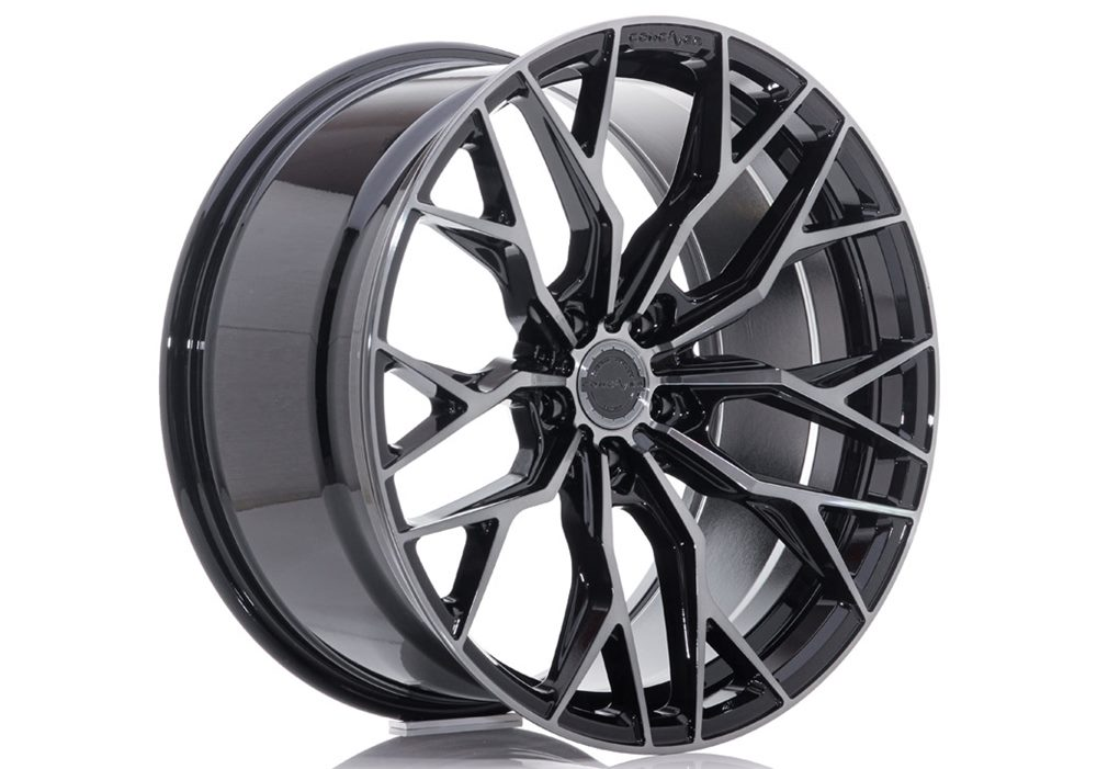 Concaver CVR1 Double Tinted Gloss Black