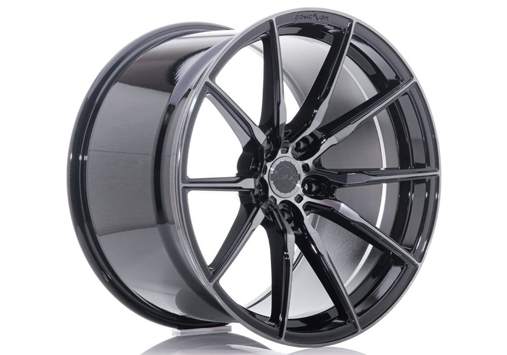 Wheels for Dodge - Concaver CVR4 Double Tinted Black