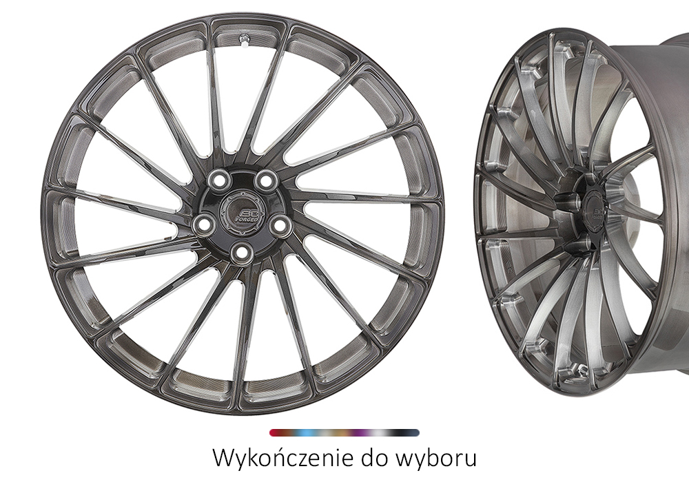Forged Wheels wheels - BC Forged RZ815
