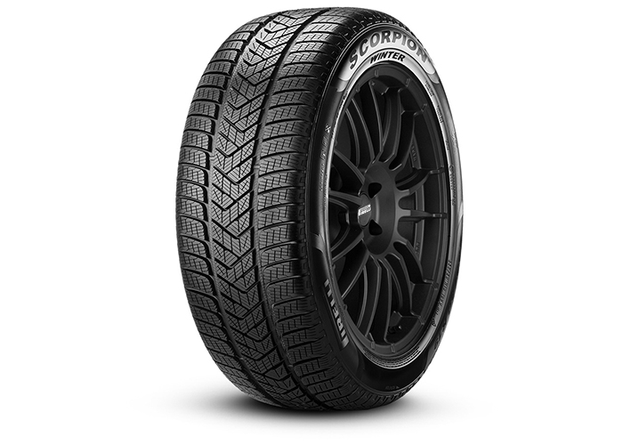 Pirelli SCORPION WINTER 265/40 R21 105V XL  (CC72)   DOT17