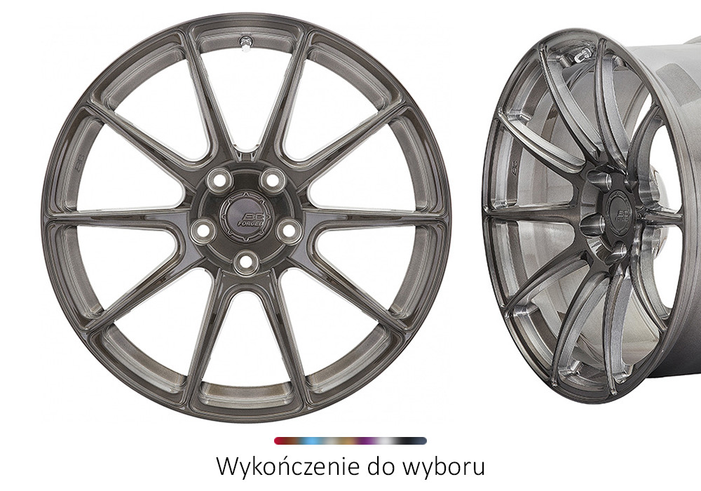 Forged Wheels wheels - BC Forged RZ10