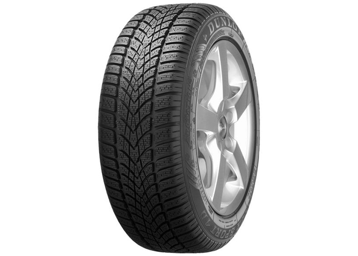 Dunlop SP WINTER SPORT 4D 255/40 R19 100V   (EC70)  MFS