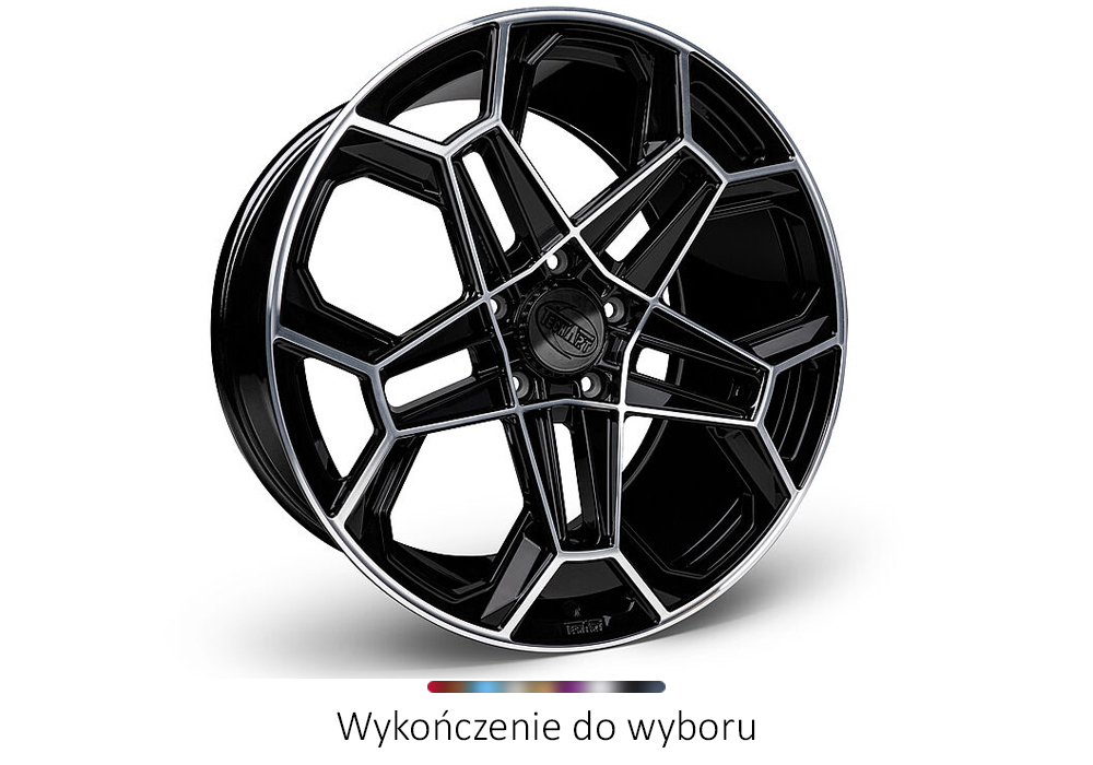 Techart wheels - Techart Formula VI (1)