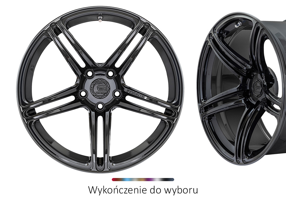 Forged Wheels wheels - BC Forged RZ09