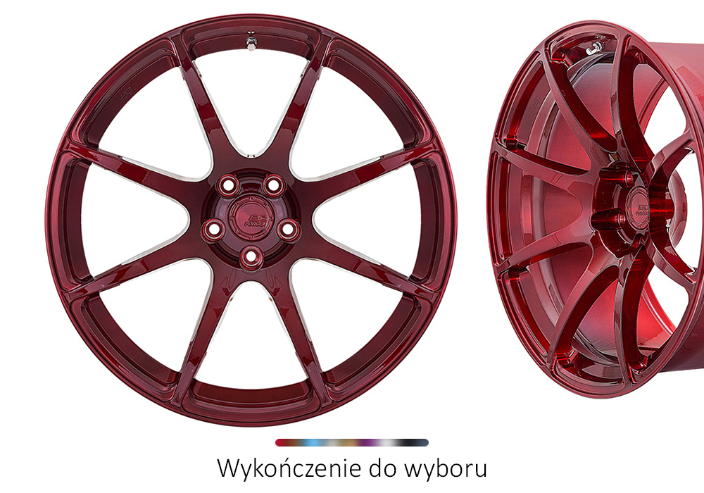 Forged Wheels wheels - BC Forged RS31