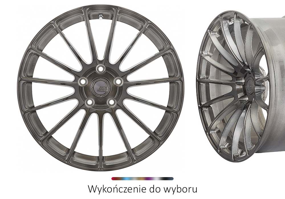 Forged Wheels wheels - BC Forged RZ15