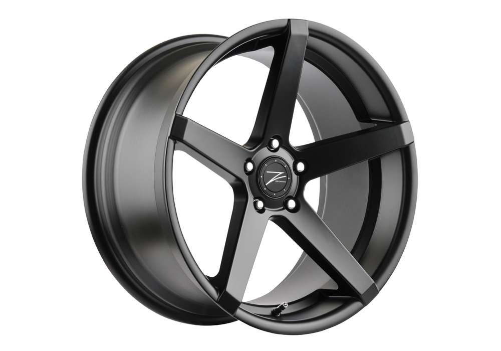 Wheels for Cadillac - Z-Performance ZP.06 Matte Black