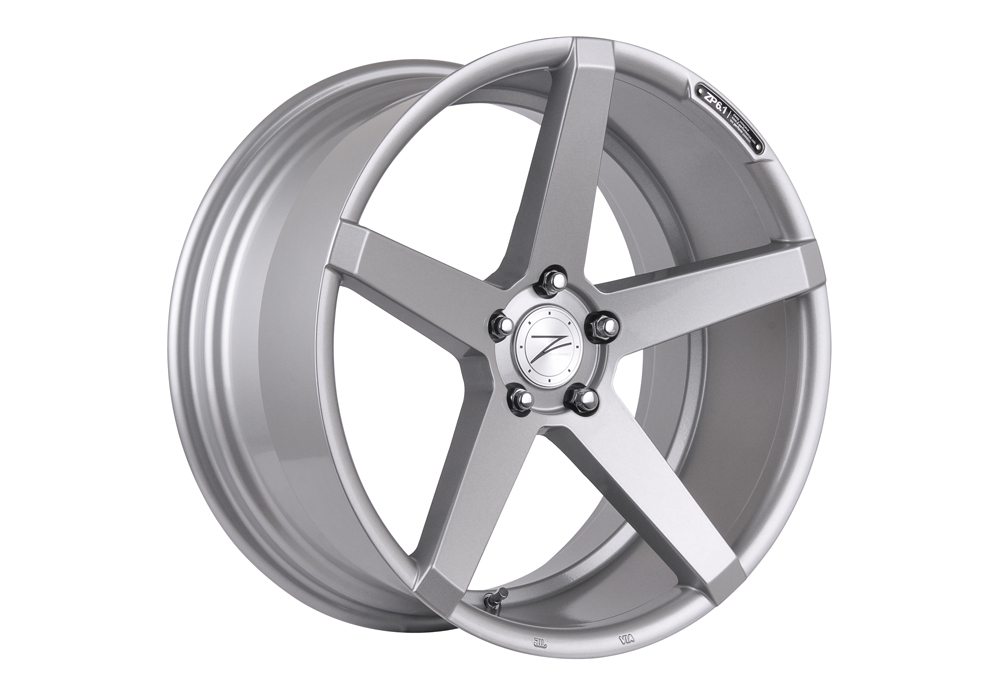Wheels for Mini - Z-Performance ZP6.1 Sparkling Silver