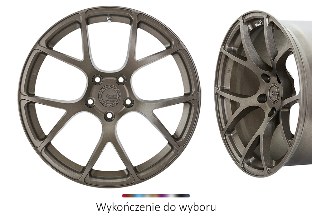 Forged Wheels wheels - BC Forged RS41