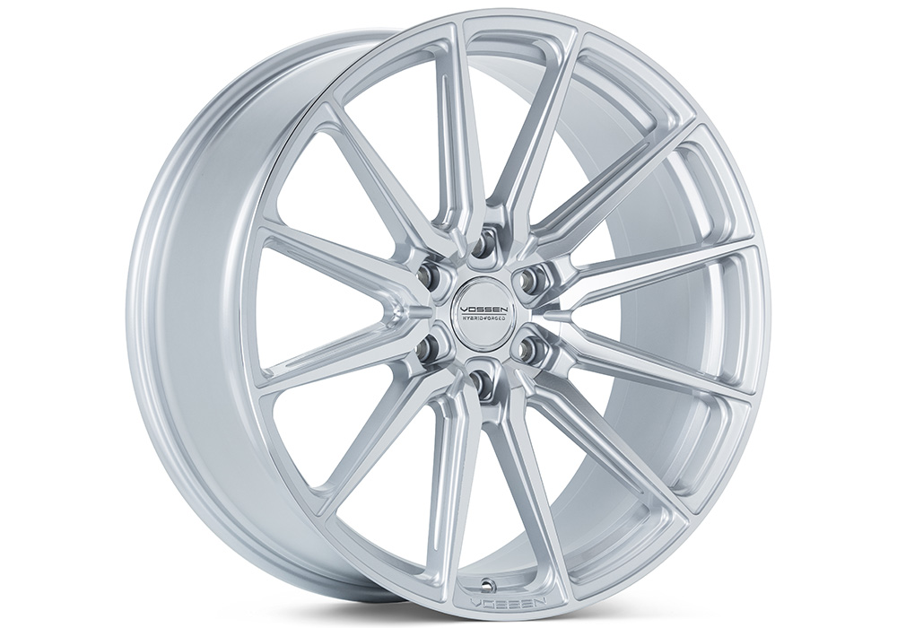 Vossen HF6-1 Silver Polished
