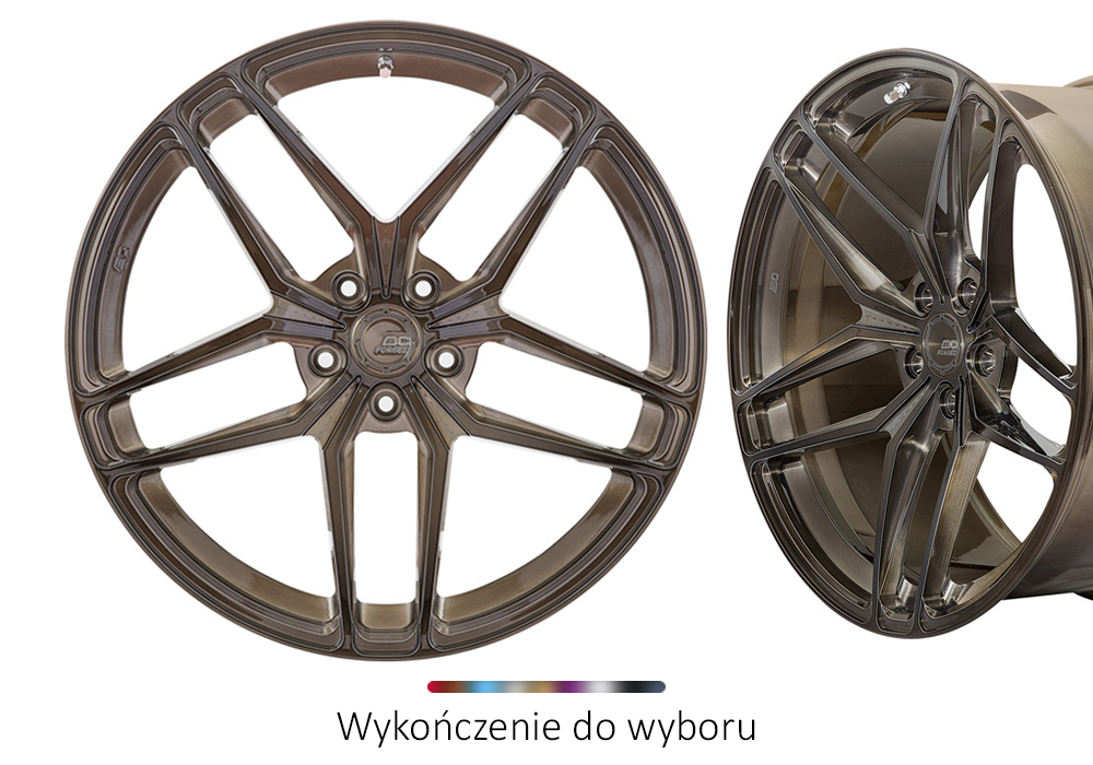 Forged Wheels wheels - BC Forged RZ22