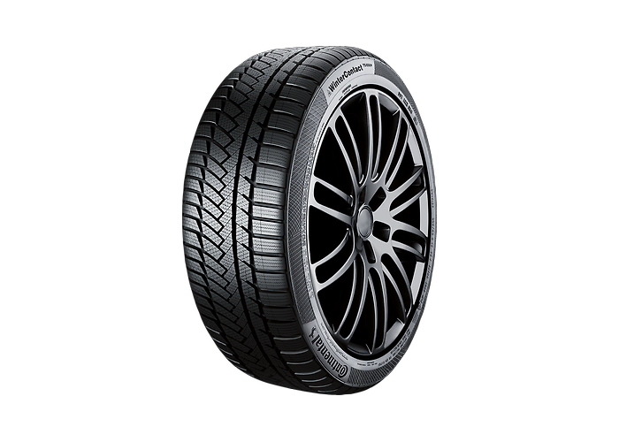 Continental CONTIWINTERCONTACT TS 850P 225/55 R17 97H   (CC72)   DOT18
