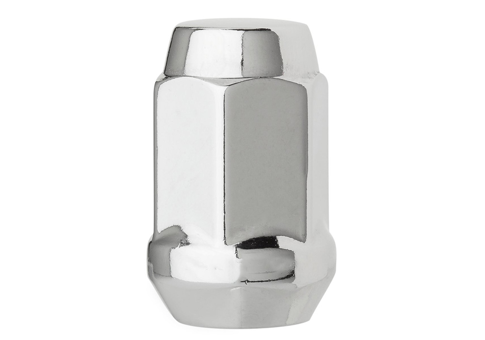 Accessories - Wheel nut M12x1.25 Silver